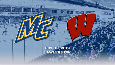 Hockey on CBS All Access - Wisconsin @ Merrimack