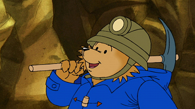 The Adventures of Paddington Bear - Paddington and the Stately Home // The Opal of My Eye // Too Much Off the Top