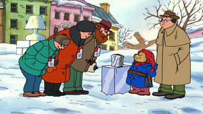 The Adventures of Paddington Bear - Paddington Gets a Raise // Bonhomme Paddington // Everything Comes to Those Who Wait