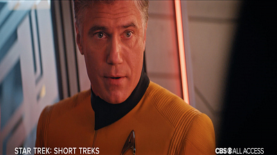 Star Trek: Short Treks - Star Trek: Short Treks | Ask Not Trailer | CBS All Access
