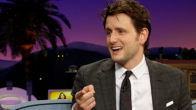 The Late Late Show with James Corden - Zach Woods Has Never Messed with Backwoods