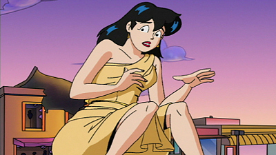 Archie's Weird Mysteries - Attack of the 50-foot Veronica