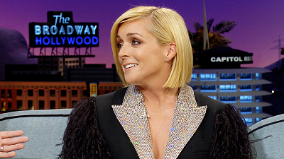 The Late Late Show with James Corden - Jane Krakowski's Nanny Marie Kondo'd The Joy Right Out Of Her Life