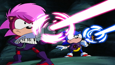 Sonic Underground - Harmony of Something