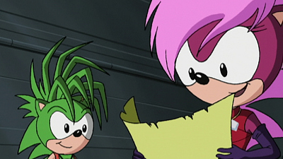 Sonic Underground - Who Do You Think You Are