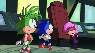 Sonic Underground - Tangled Webs