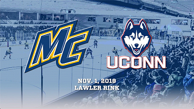 Hockey on CBS All Access - UConn @ Merrimack
