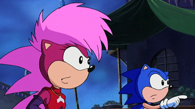 Sonic Underground - Mobodoon