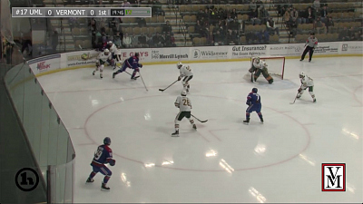 Hockey on CBS All Access - UMass Lowell @ Vermont