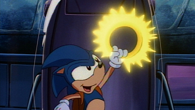 Sonic The Hedgehog'