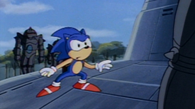 Sonic The Hedgehog - Sub-Sonic