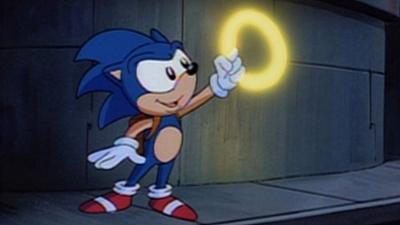 Sonic The Hedgehog - Sonic Racer