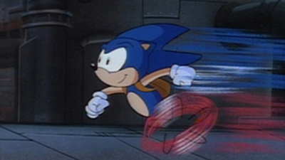 Sonic The Hedgehog - Sonic & Sally