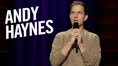 The Late Late Show with James Corden - Andy Haynes Stand-Up