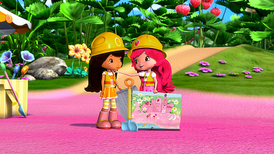 Strawberry Shortcake's Berry Bitty Adventures - Where the Berry Breeze Blows