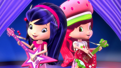 Strawberry Shortcake's Berry Bitty Adventures - Starlight, Star Bright