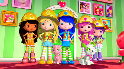 Strawberry Shortcake's Berry Bitty Adventures - Room at the Top
