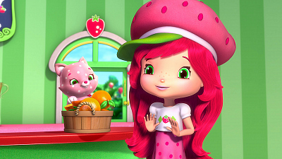 Strawberry Shortcake's Berry Bitty Adventures - The Berry Big Harvest