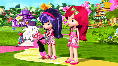 Strawberry Shortcake's Berry Bitty Adventures - The Berry Best Vacation