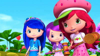 Strawberry Shortcake's Berry Bitty Adventures - A Star is Fashioned