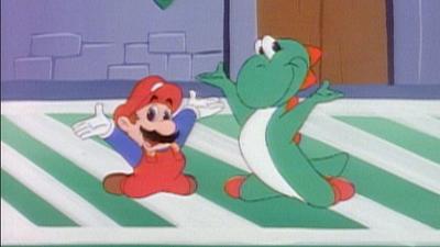 Super Mario World - Rock Tv // The Yoshi Shuffle