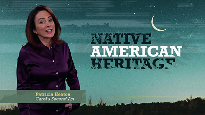 CBS Cares - Patricia Heaton of Carol's Second Act on Dr. Susan La Flesche Picotte