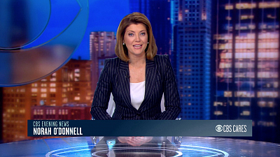 CBS Cares - Norah O'Donnell on Press Freedom