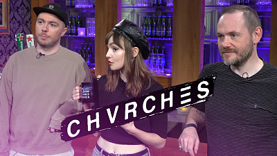 The Late Late Show with James Corden - What Would CHVRCHES Do If ...?