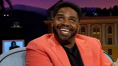 The Late Late Show with James Corden - Ed Sheeran Helped Ron Funches Get Engaged On 11/11 At 11:11