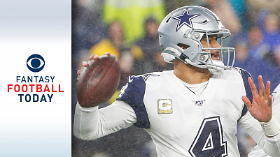 Fantasy Football Today (Podcast) - Fantasy Football Today Podcast (11/28)