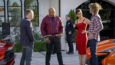 NCIS: Los Angeles - Answers