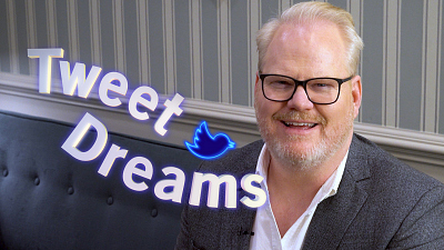 The Late Late Show with James Corden - Tweet Dreams with Jim Gaffigan