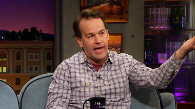 The Late Late Show with James Corden - Mike Birbiglia Has a Fundamental Problem with 'Frozen'