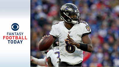 Fantasy Football Today - Fantasy Football Today: Start of the Week & Rankings Debates