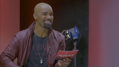 S.W.A.T. - What Would Hondo Do In These Sticky Situations?  Shemar Moore Knows!