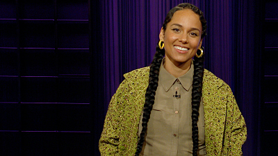 The Late Late Show with James Corden - Alicia Keys's Monologue Is for You, Ladies