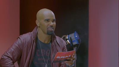S.W.A.T. - What Would Hondo Do For A Friend In Need? Shemar Moore Knows!