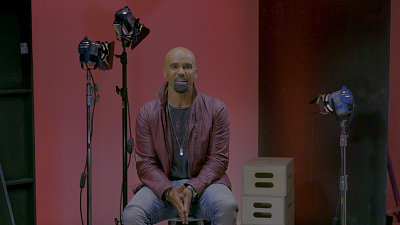 S.W.A.T. - Shemar Moore Infuses His Own Personality Into Hondo