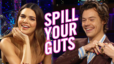 The Late Late Show with James Corden - Spill Your Guts: Harry Styles & Kendall Jenner
