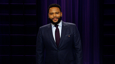 The Late Late Show with James Corden - Anthony Anderson Didn't Win TIME Person of the Year