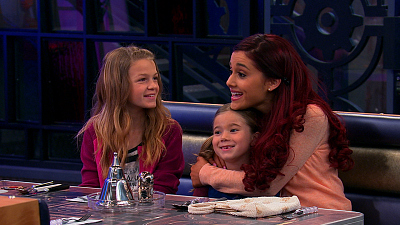 Sam & Cat - #BabysitterWar