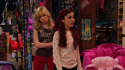 Sam & Cat - #GoomerSitting