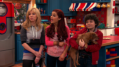 Sam & Cat - #BabysittingCommercial