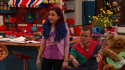 Sam & Cat - #MotorcycleMystery