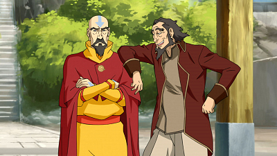 The Legend of Korra'