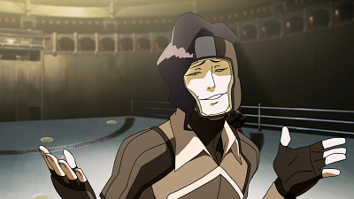 The Legend of Korra - And the Winner Is...