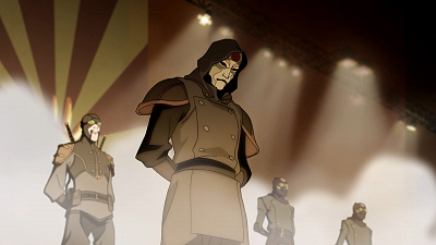The Legend of Korra - The Revelation