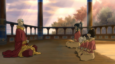 The Legend of Korra - A Leaf in the Wind
