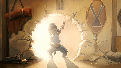 The Legend of Korra - Welcome to Republic City