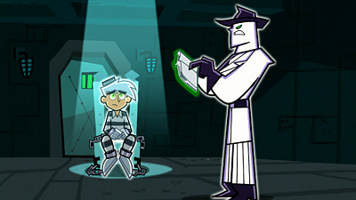 Danny Phantom - Prisoners of Love